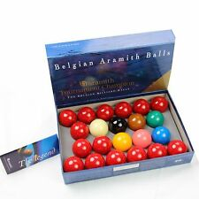 Aramith TOURNAMENT CHAMPION Full Size Snooker Ball Set