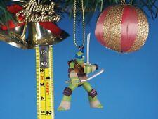 CHRISTBAUMSCHMUCK Deko Ornament Dekor Teenage Mutant Ninja Turtles Leonardo 382A