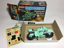 NEW UNUSED Vintage 1985 Matchbox Robotech ARMOURED CYCLONE Mospeada for Scott