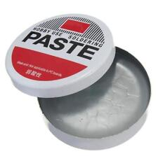 10g Silver Weak Acid Soldering Solder Paste Solder Flux Grease Paste BS-10 1pc ♫