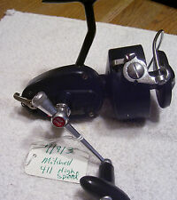 GARCIA MITCHELL 411 HIGH SPEED  REEL   NICE WORKING      7/9/13  FRANCE