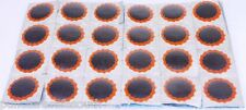48 *25mm Rema TipTop Tyre Inner Tube Puncture Repair Patches Cycle Agri Red  Ed