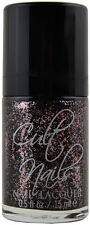 NEW! CULT NAILS Nail Polish Lacquer in INESCAPABLE ~ Brown + Copper/Pink Glitter