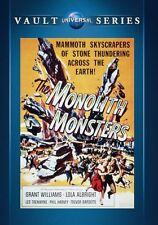 Monolith Monsters (Grant Williams) - Region Free DVD - Sealed