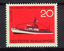 ALEMANIA/RFA WEST GERMANY 1965 MNH SC.929 Sea Rescue Service