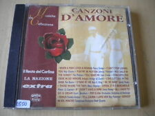 Canzoni d'amore CD 1996 pop ballad Charles King Sledge Platters Pitney 17 tracks