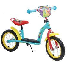"Balance bike 12 "" Teletubbies Disney kid bicycle 12 inch"