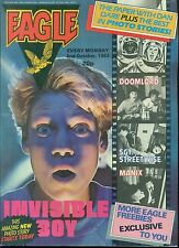 EAGLE British weekly comic book October 2, 1982 VG+