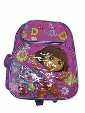 "A03555 Dora the Explorer Small Backpack 12"" x 10"""