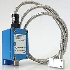 Di-Soric OLV41APK-IBS Lichtleitkabel-Verstärker WRB 130 MQ-90 Lichtleitkabel
