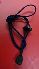 No Tie Elastic Shoelace Lock Laces Shoe Strings Fastening Sports Locking Toggle