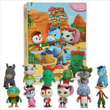 Disney Junior Sheriff Callie Busy Book Including 12 Figures Brand New Free P+P