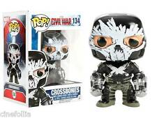 Captain America Civil War Crossbones Pop! Funko Marvel Vinyl figure n° 134