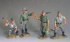 King & Country WS045 Engineer Crew, NEW from dealer, NEVER OPENED, Mint in Box!