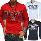 Sweat- T-Shirt Long sleeve Shirt Polo Sweatshirt Sweater Men'S S M L XL XXL NEW