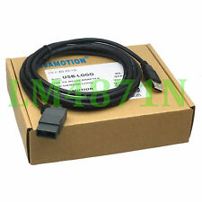 LOGO! USB-CABLE 6ED1057-1AA01-0BA0 ISOLATED new connector for SIEMENS LOGO PLC