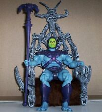 MOTU Masters of the universe custom throne for Classics skeletor