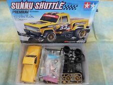 Tamiya 1/32 mini 4WD Sunny shuttle premium AR Chassis Battery Car Kit #95297