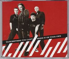 U2-Sometimes You Can't....**Rare 2005 New Zealand CD Single**Like New