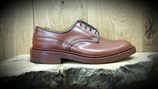 TRICKERS: Woodstock Shoes (Style 5636) Marron Antique Size 8 REDUCED Was £370