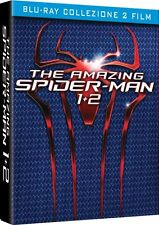 THE AMAZING SPIDER-MAN - IL POTERE D ELECTRO COFANETTO FILM 1 & 2  (2 BLU-RAY)