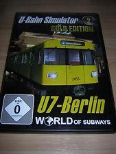 PC Spiel U-Bahn Simulator 2 Gold Edition