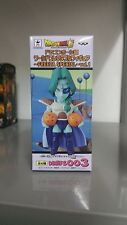 DRAGON BALL Z  WCF ZARBON FREEZA FREEZER SPECIAL Vol. 1 FIGURA FIGURE NEW