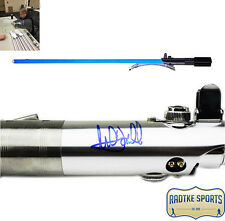 Mark Hamill Signed Star Wars Luke Skywalker Force FX Lightsaber