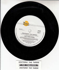 "TIMELORDS Doctorin' The Tardis - DOCTOR WHO 45 rpm 7"" vinyl record DR. WHO KLF"