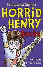 Horrid Henry Rocks, Francesca Simon - Paperback Book NEW 9781842551349