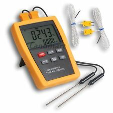 Risepro Type K E J T B N R S Thermometer Thermocouple mV 1800°C High Temperature