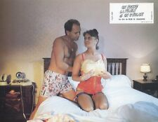 SEXY LAURA CLAIR ON PREND LA PILULE ET ON S'ECLATE 1984 VINTAGE LOBBY CARD  #1