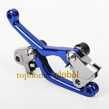 CNC Pivot Brake Clutch Levers For Yamaha YZ426F YZ450F 2008