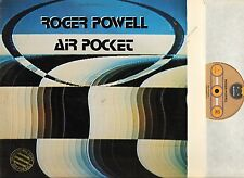 ROGER POWELL (OF UTOPIA) air pocket ILPS 9607 in promo sleeve 1980 LP PS EX/EX-