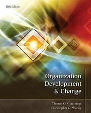 Organization Development & Change 10e  By Cummings & Christopher 10th