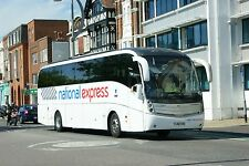 National Express liveried FJ60EHD Excelsior 6x4 Quality Bus Photo B