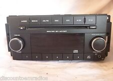 13 14 Jeep Patriot Compass AM FM Radio Cd Mp3 Player RES P05091195AB BF