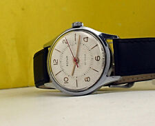 VOLNA 2809 VINTAGE SOVIET RUSSIAN MECHANICAL WRISTWATCH 22 JEWELS Perfect USSR