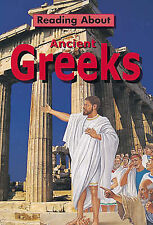 Jim Pipe Ancient Greeks (Reading About) Very Good Book