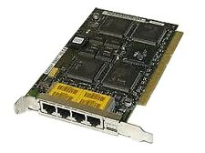 Sun Quad Port Network Card NIC X1034A 501-5406 QFE