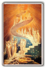 WILLIAM BLAKE - JACOB'S LADDER 1800 FRIDGE MAGNET IMAN NEVERA
