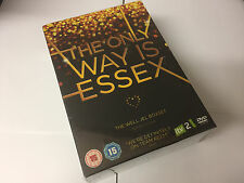 The Only Way Is Essex - Series 1-4 Box Set [DVD] Sarah Dillistone NEW SEALED