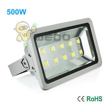 US Stock! 500W Ultra Bright IP65 Outdoor Garden Path Waterproof LED Flood Light