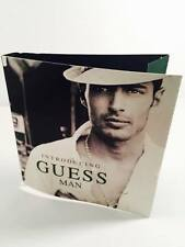 GUESS MAN COLOGNE FOR MEN SAMPLE VIAL 0.05 OZ / 1.52 ML EAU DE TOILETTE SPLASH
