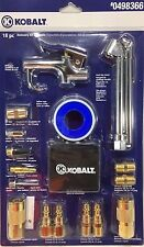 Kobalt - SGY-AIR200 - 18-Piece Air Compressor Accessory Kit Ensemble With Bag