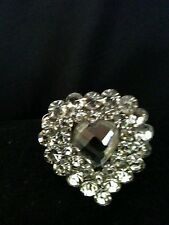 FASHION CUORE DESIGN Clear Crystal Ring