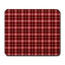 Sexy Hot Red Plaid Mouse Pad MP720