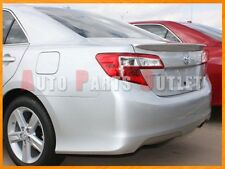 2012-2014 Toyota Camry 4Dr Sedan OE-Type Trunk Boot Spoiler Wing - Select Color