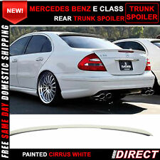 03-09 Benz E-Class W211 AMG Style #650 Painted Trunk Spoiler