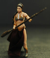Slave Princess Leia ROTJ Vintage VC64 figure Star Wars Legacy Carrie Fisher 3.75